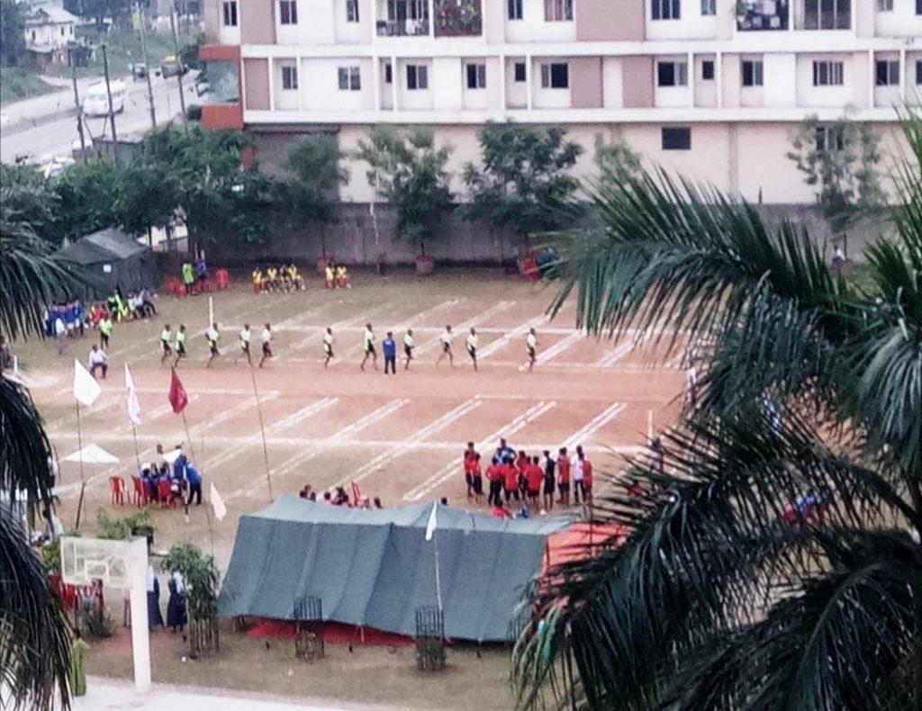 kho-kho competition